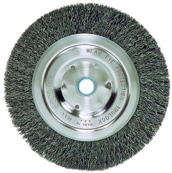 Vortec Pro Bench Grinder Wire Wheel Brushes | Shop Vallen