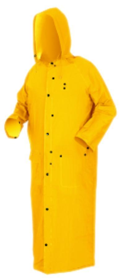 3XLarge PVC/Polyester Raincoats
