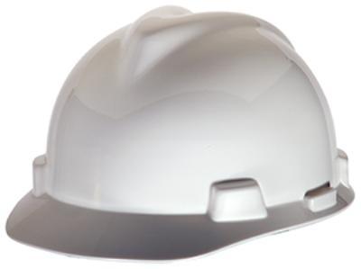 V-Gard White Safety Caps