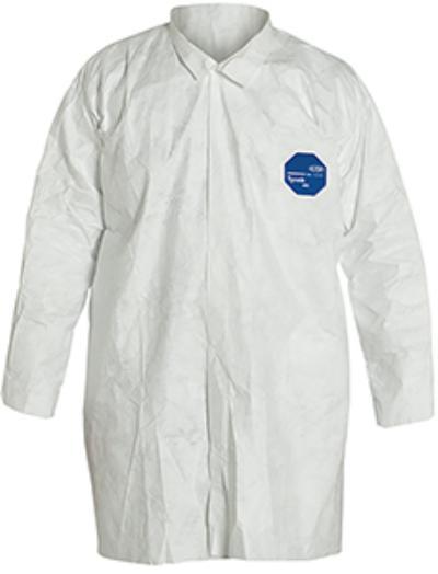 TyveK® 400 XLarge Lab Coats - Frock
