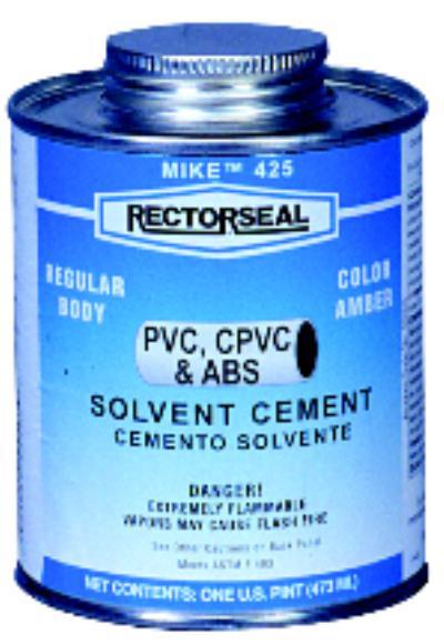Mike™ 425 1 qt. PVC Cements
