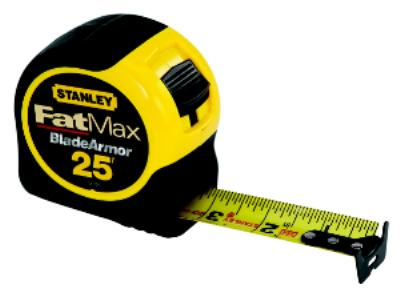 Stanley FatMax 1 1/4IN  Tape Measures