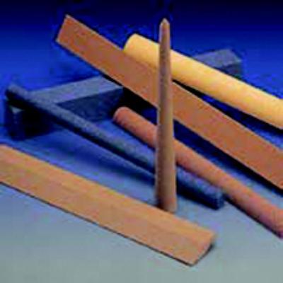 4IN x 1/2IN  Triangular Abrasive Files