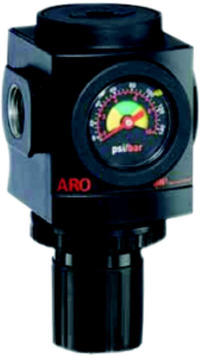 Aro  1/4IN  Pneumatic Air Regulators