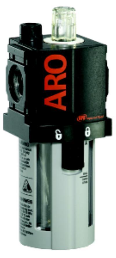 1/4IN  Pneumatic Air Filter-Regulator-Lubricator