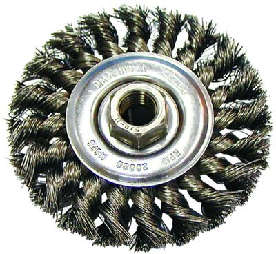 Grinder Wire Wheel Brush | High Speed Small Grinder Knot Wire Wheel Brush Shop Vallen