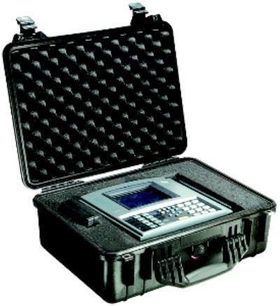 Pelican Black Equipment Protector Cases
