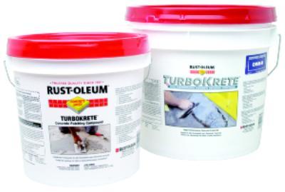 2 Gal Kit TurboKrete® Concrete Patching Compound