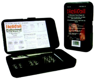 7/17-20 Heli-Coil Professional Thread Repair Kits