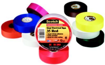 3/4IN x66' 3M™ Scotch® Vinyl Electrical Tape 35
