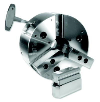 QJR Series 8IN  3 - Jaw Quick Change Power Chuck