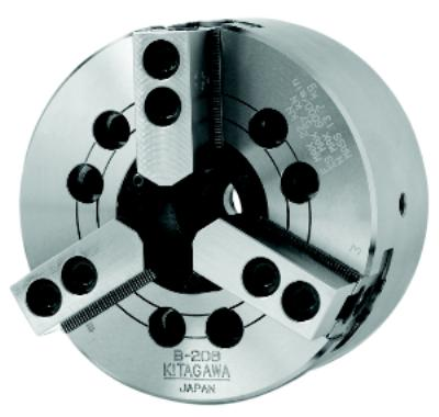 B200 Series 8IN  3 - Jaw Power Chuck