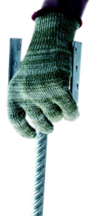 Vantage 2XLarge/11 Cut Resistant Kevlar Gloves