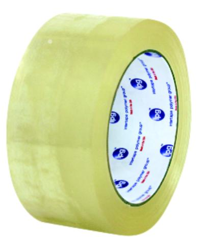 3IN x60yds 1100 Extra Heavy Duty Carton Sealing Tapes