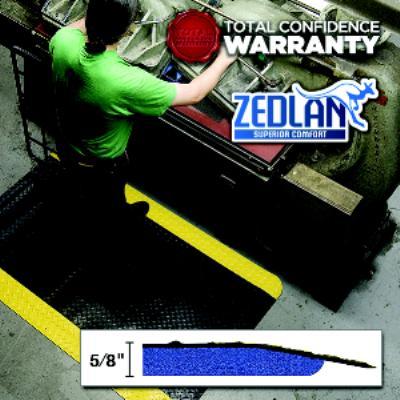 Workers-Delight™ 2'x3' Deck Plate Heavy Duty Mats