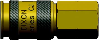 DQC  CJ-Series Pneumatic Air Couplers