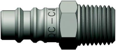 DQC  1/4IN  CJ-Series Plugs