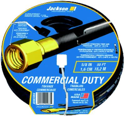 5/8IN  Rubber Commercial Duty Hose