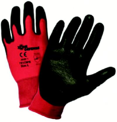 Zone Defense 2XLarge/11 Minimal Cut Protection Gloves