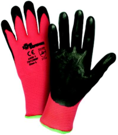 Zone Defense Medium/8 Low Cut Protection Gloves