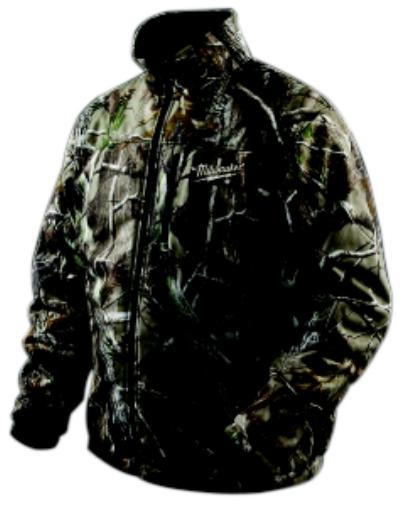 M12 Large 12 Volt Cordless Heated Jacket
