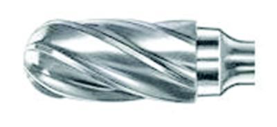 Radius End-Nonferrous Cut SC-7NF Cylinder Shape Radius End Carbide Burs