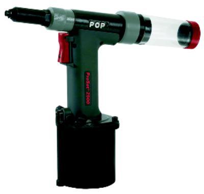 Pop ProSet 2500 Series  Air Hydraulic Rivet Gun