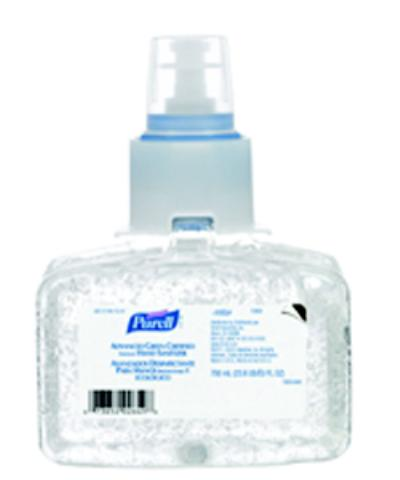 PURELL® LTX™ 700ml Green Certified Instant Hand Sanitizer Refills