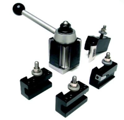 Super Precision 5 Piece Starter Set (Post & 5 Holders)