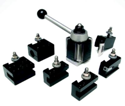 Super Precision 7 Piece Starter Set (Post & 6 Holders)