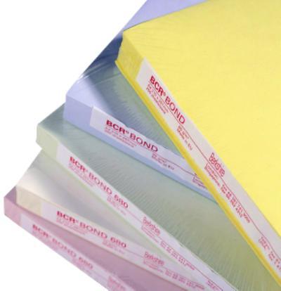 Bond Blue Cleanroom Paper