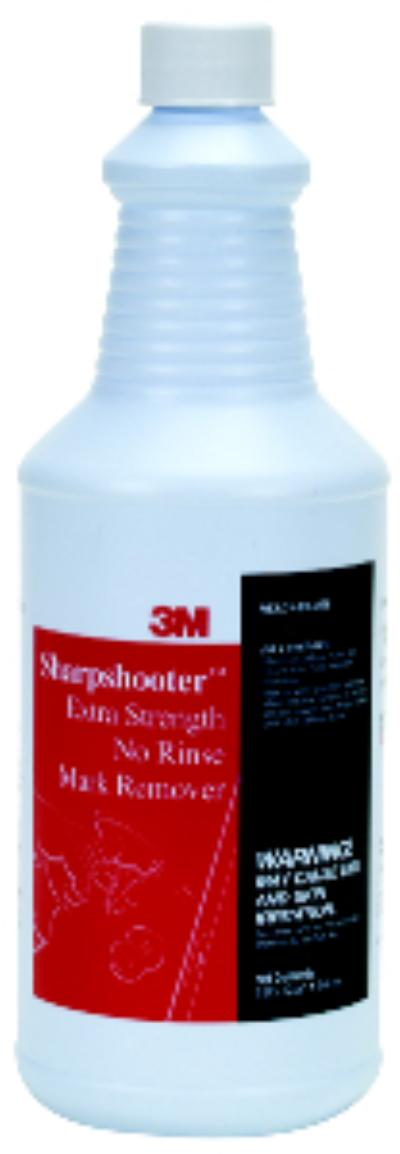 1qt 3M™ Sharpshooter™ Extra Strength No-Rinse Mark Remover