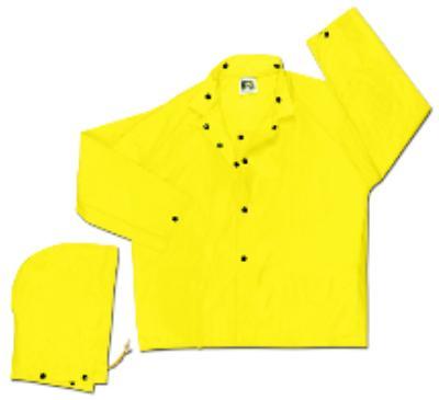 Navigator Large Polyurethane / Nylon Jacket With Hood