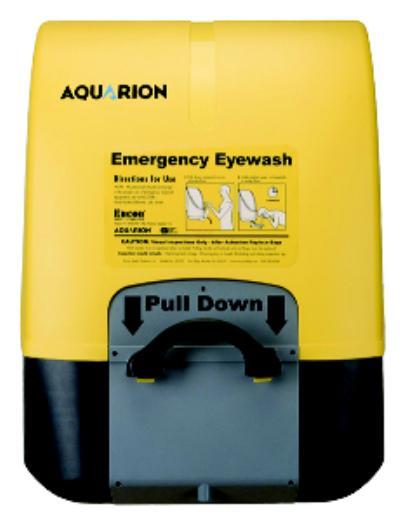 Aquarion® English, Heated Option Self-Contained Portable Eyewash