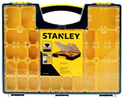 25 Compartment Professional Tool Organizer