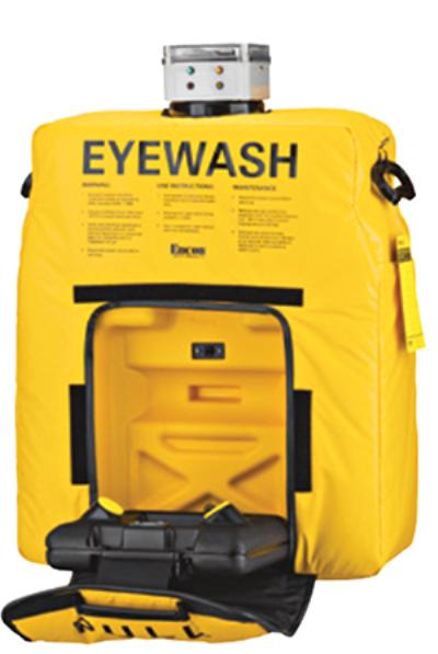 Self-Contained Heated Portable Eyewash