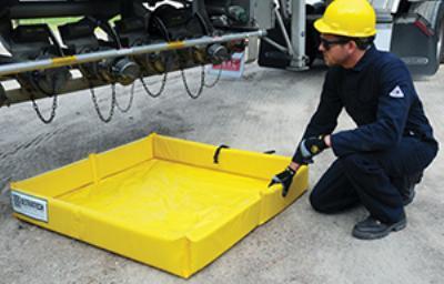 15gal Mini Foam Wall Ultra-Containment Berms®