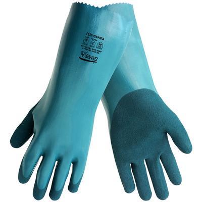 c17712cacda Samurai Glove® Cut Resistant XFT Nitrile Chemical Handling Gloves ...