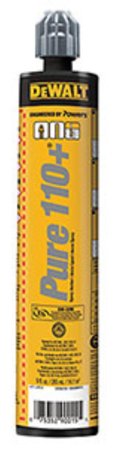 Pure 110+ 9oz. Quick Shot Adhesive Anchoring System