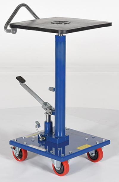 Foot Operated Hydraulic/Mechanical Lift Tables