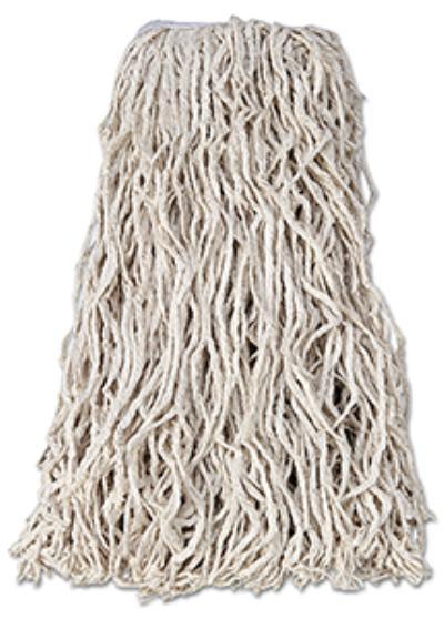 #16 Economy Cotton Wet Mop Head