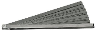 25 Long Blade No. 000TL  Feeler Gauge Set