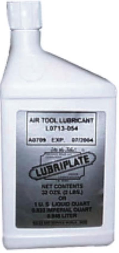 1 qt. Plastic Bottle Air Tool Lubricant