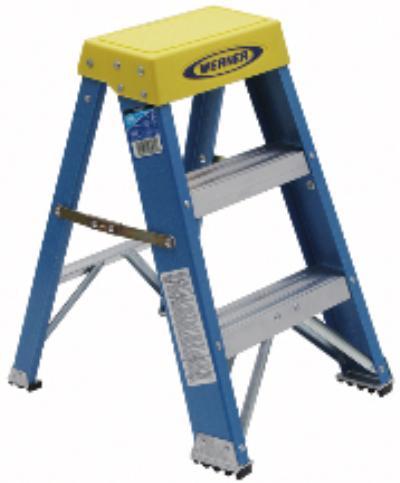 Type I, Load Capacity 250 lbs.  Step Stools