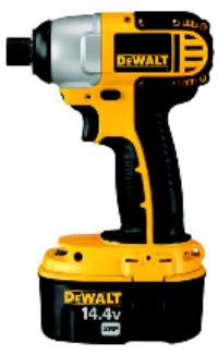 XRP™ 14.4V Cordless Impact Wrench Kit