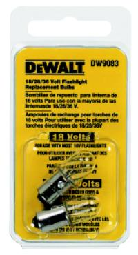 18V 18 Volt Cordless Flashlight Bulb