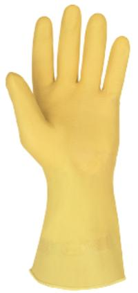 XLarge/10 Latex Canners Gloves