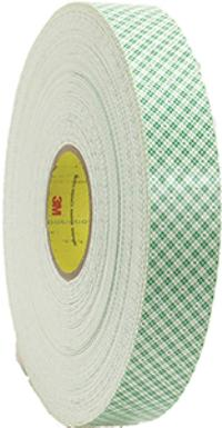 3/4IN x15yds 3M™ Double Coated Urethane Foam Tape 4016