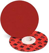 60+ 3M™ Cubitron™ II Roloc Durable Edge Discs 784F