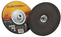 4 1/2IN x 1/4IN x 5/8-11 3M™ Cubitron™ II Depressed Center Grinding Wheels